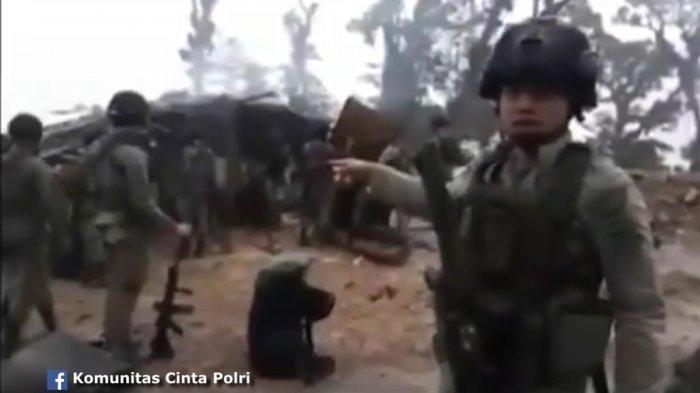 Anggota KKB Ini Ditemukan Tewas Tertembak Usai Kontak Tembak dengan TNI di Intan Jaya Papua