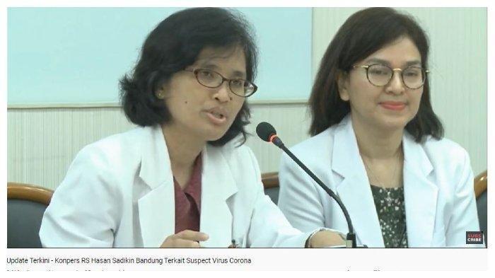 Dokter Beberkan Kondisi Terbaru Pasien Suspect Virus Corona di RSHS Bandung: Ada Perburukan