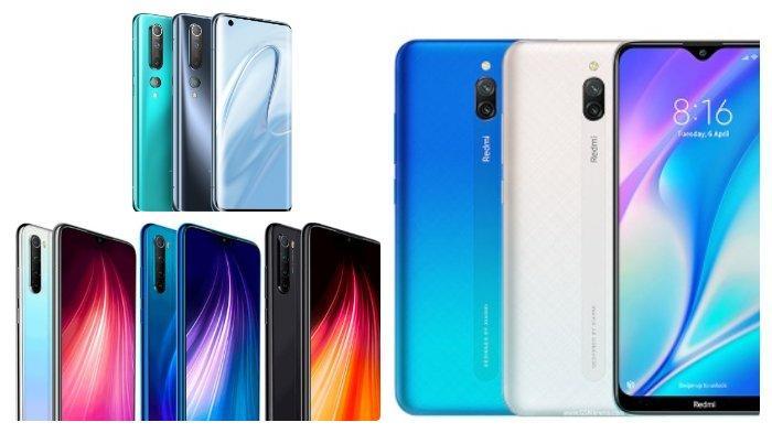Harga Terbaru HP Xiaomi di Bulan Juni 2020, dari Redmi Note 8 Pro hingga Black Shark 2 Pro