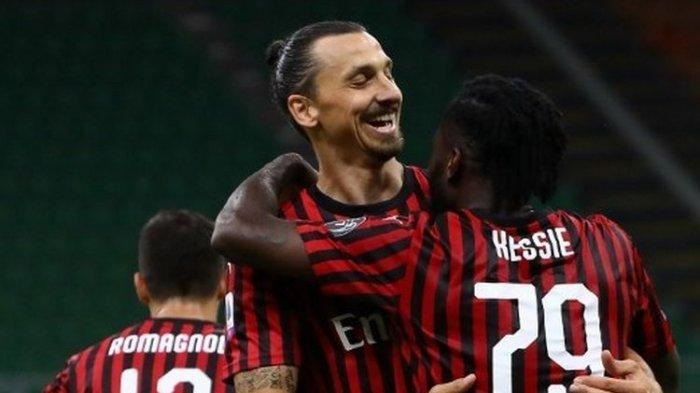 Hasil Liga Italia – AC Milan Tampil Perkasa, Bologna Kalah Telak 5-1