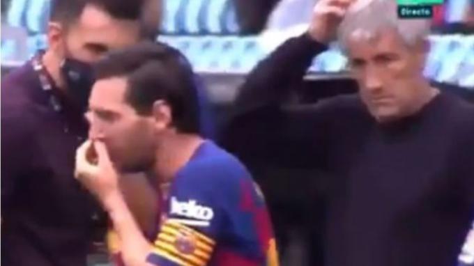 Pelatih Real Madrid Zinedine Zidane Justru Khawatir Jika Lionel Messi Hengkang dari Barcelona