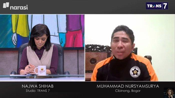 Sehari Antar Puluhan Jenazah Covid-19, Tangis Sopir Ambulans Pecah, Najwa Shihab Menunduk Sedih