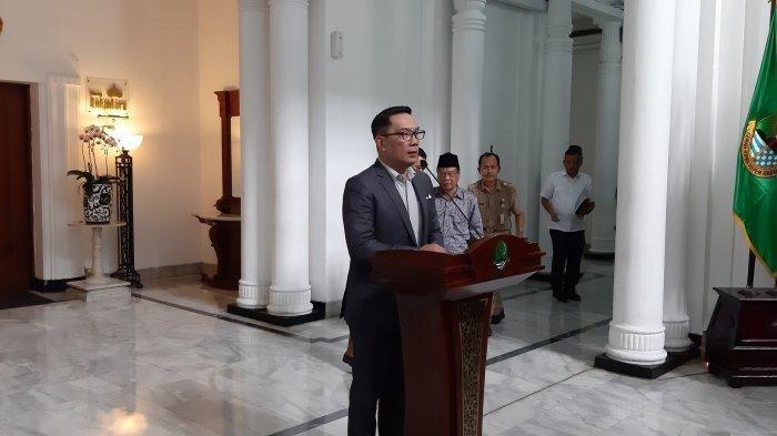 Update Corona Jawa Barat, Ridwan Kamil Sebut Ada 706 Orang Dicurigai Pola Aktivitas Sosialnya