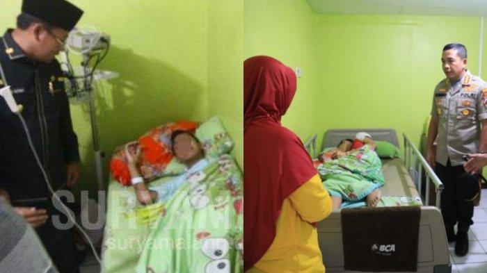 Update Kasus Bocah SMP di Malang Dibully, Jari Diamputasi & Trauma Berat, Pelaku Diduga Ada 7 Orang!
