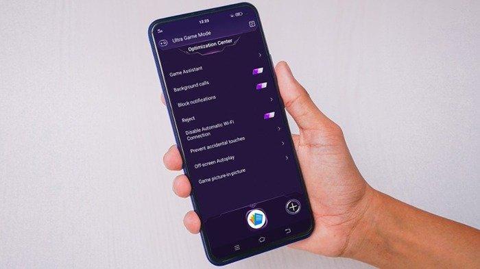 Miliki Fitur Ultra Game Mode Blokir Notif Pesan & Telepon Smartphone Vivo V19 Cocok buat Gamers